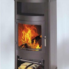 Scanline 16 Stove