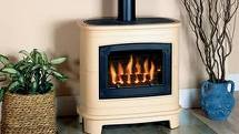 Gazco Ceramica Manhattan Gas