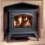 Gazco Medium Clarendon Balanced Flue