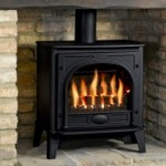 Gazco Medium Stockton Balanced Flue
