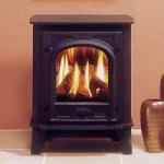 Gazco Small Stockton Balanced Flue